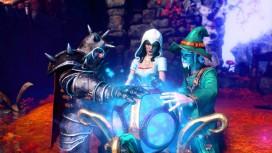 Trine 3: The Artifacts of Power выйдет на PS4 к Рождеству