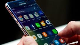 Новые смартфоны Samsung могут получить камеру в толще экрана