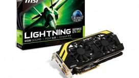 MSI выпустила видеокарту N680GTX Lightning L