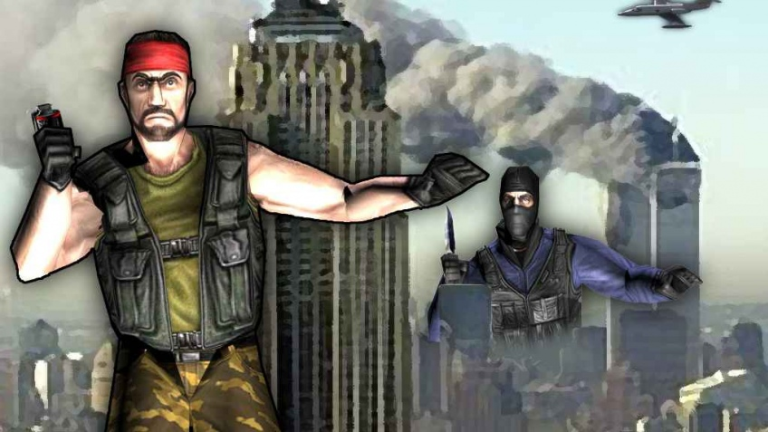 Терроризму — бой... Counter-Strike.