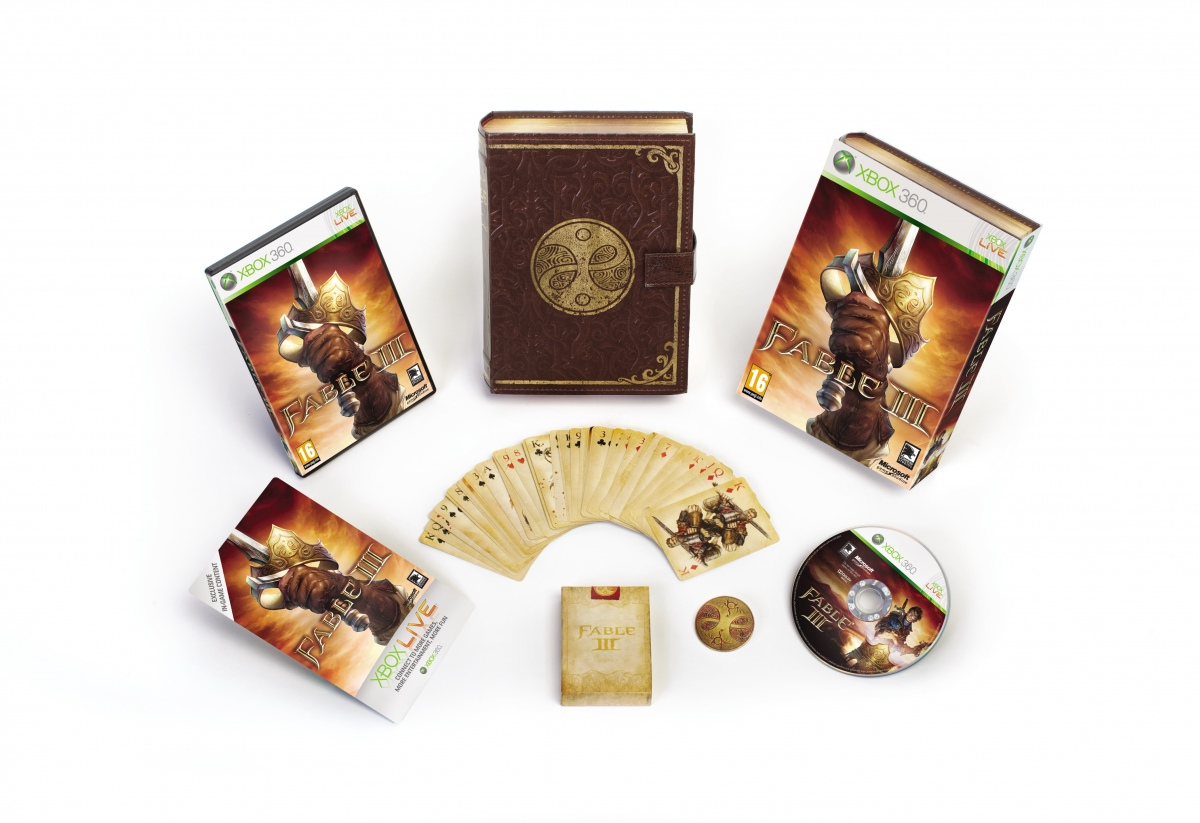 Fable3 выйдет на PC – официально