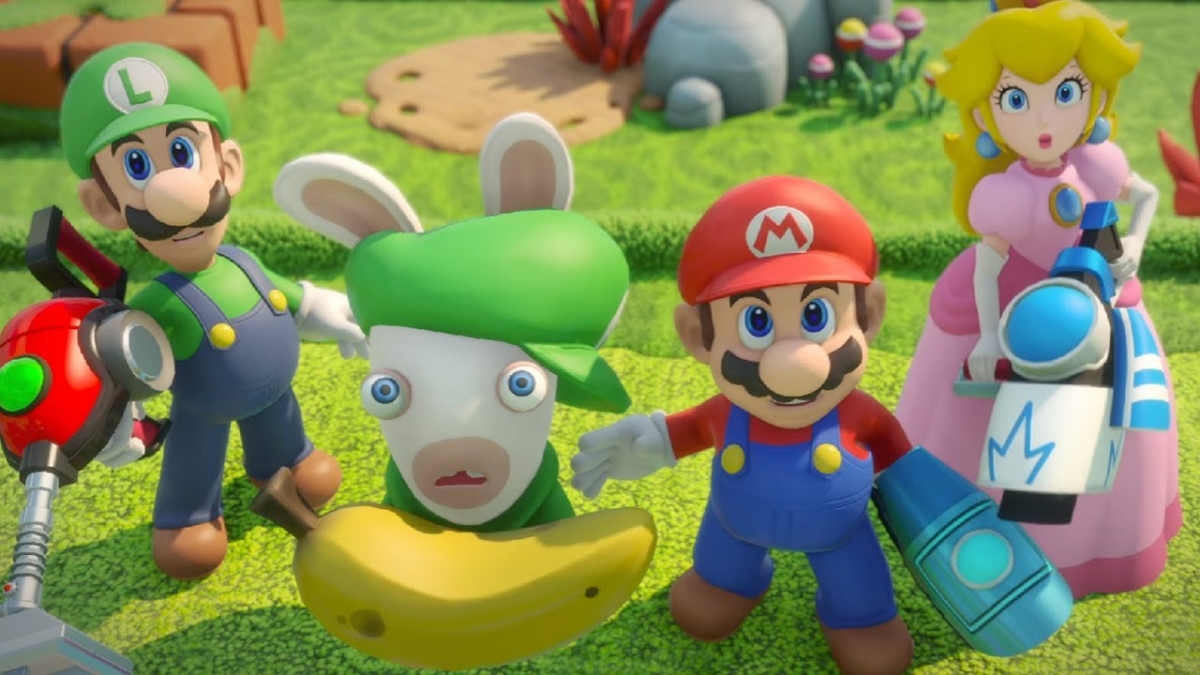 В Mario + Rabbids: Kingdom Battle придет новый герой