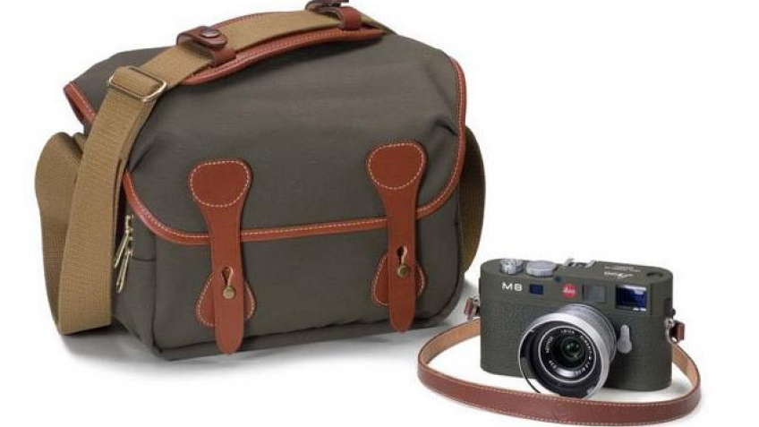 Leica представила M8.2 Safari Special Edition