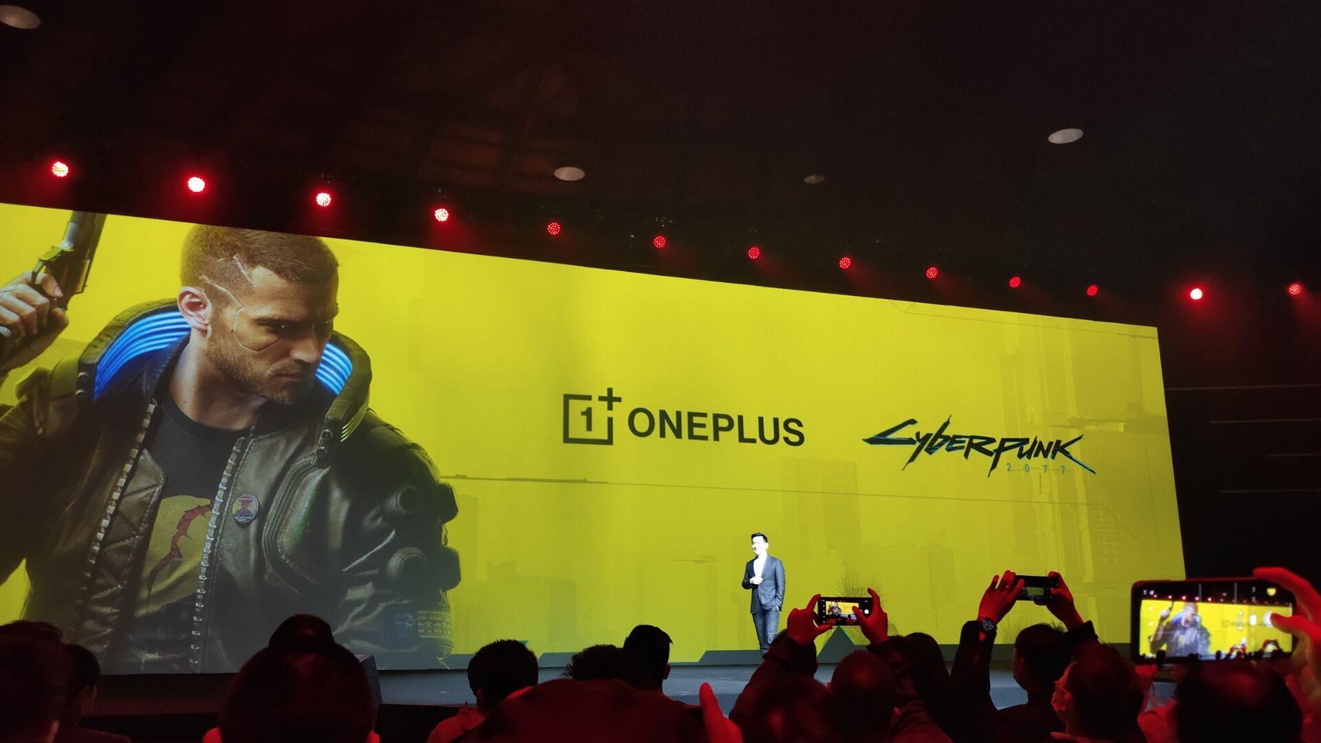 OnePlus выпустит свой флагманский смартфон в стилистике Cyberpunk 2077