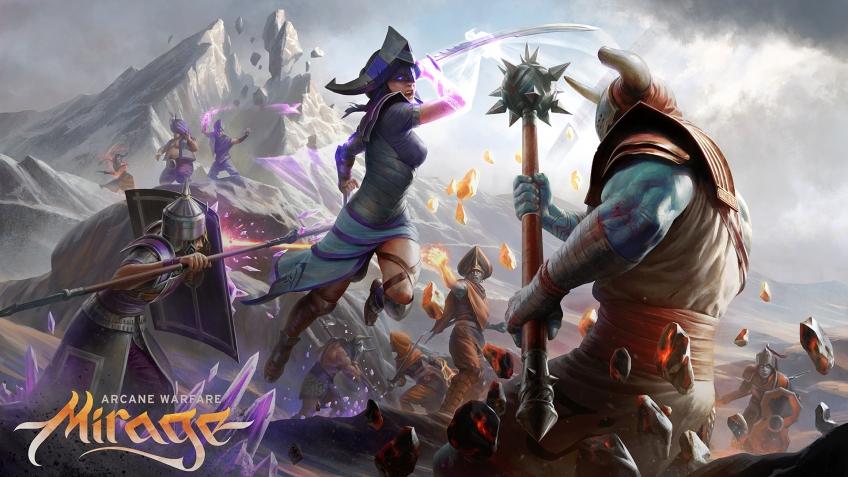 Обновление для Mirage: Arcane Warfare принесло девять новых карт и настройку персонажа