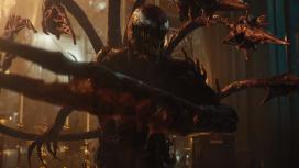 В свежем трейлере «Венома 2» показали много Карнажа