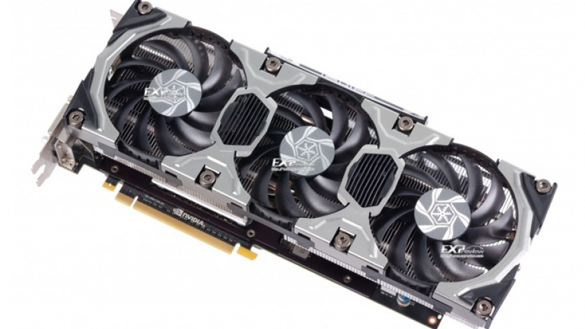 NVIDIA готовит GeForce GTX 780 GHz Edition