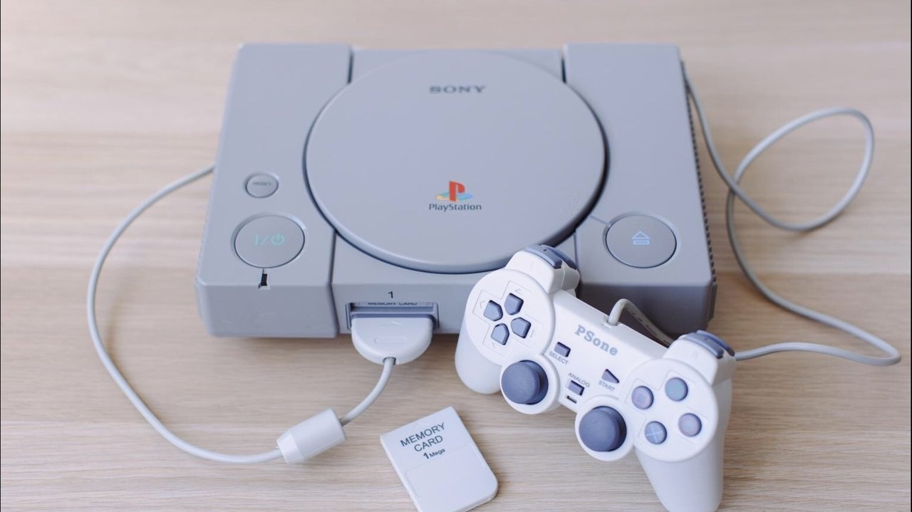 К 25-летию PlayStation компания Sony представила тематические обои