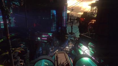 По Cloudpunk выйдет симулятор жизни — Nivalis