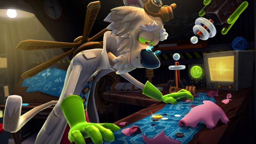 MouseCraft выйдет на Nintendo Switch27 февраля