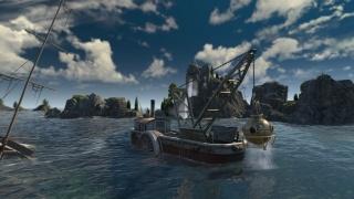 В Anno 1800 появятся затонувшие сокровища и водолазы