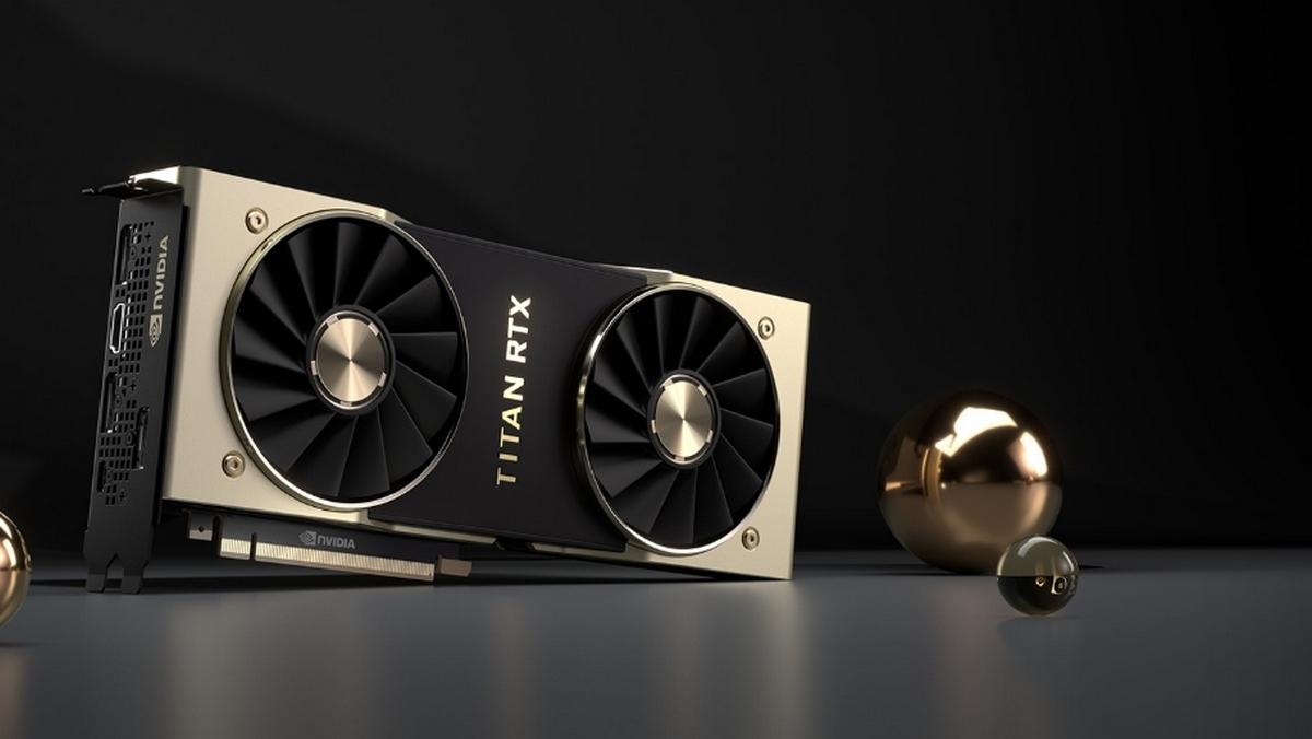 NVIDIA представила самую мощную видеокарту в мире