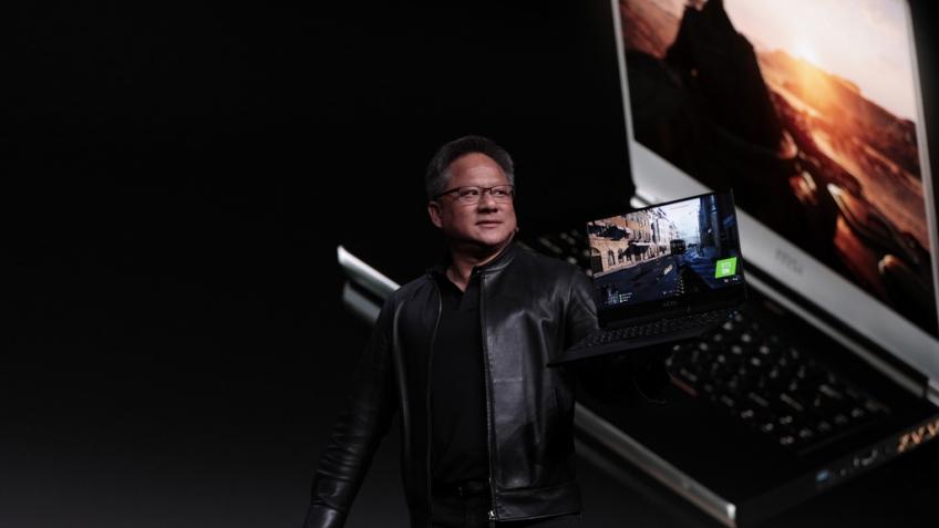 Мобильные видеокарты NVIDIA GeForce RTX официально анонсированы