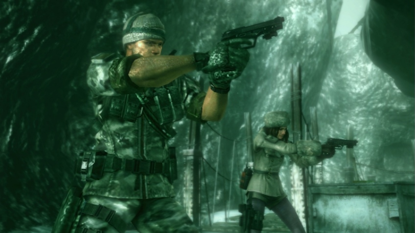 Доступ к кооперативу в Resident Evil: Revelations придется заслужить
