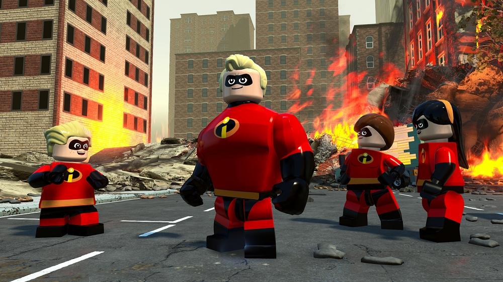 Игра LEGO The Incredibles выйдет одновременно с фильмом «Суперсемейка 2»