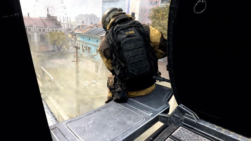 В российский PS Store вернули страницу Call of Duty: Modern Warfare