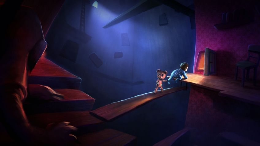 Хоррор Among the Sleep выйдет на Nintendo Switch