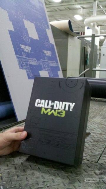 Modern Warfare3 в черном ящике