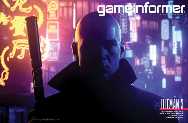 HITMAN III стала главной темой свежего номера Game Informer