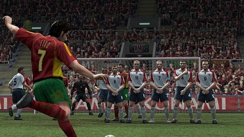 Большой футбол от Konami