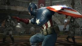 Капитан Америка расчехляет щит