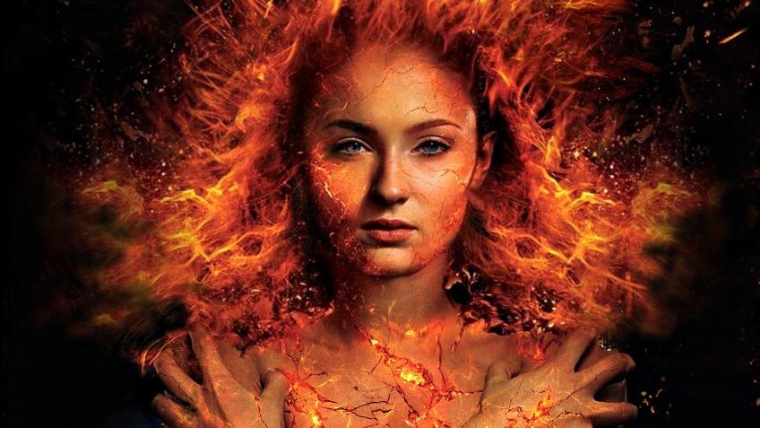 Вся сила Джин Грей в новом трейлере «Тёмного феникса»