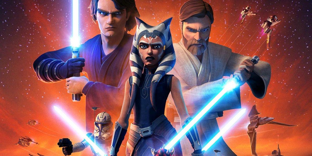 На Disney+ стартовал финальный сезон «Звёздных войн: Войны клонов»