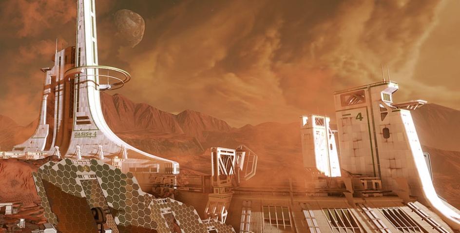 Создатели Warface запустили марсоход, но не говорят, зачем