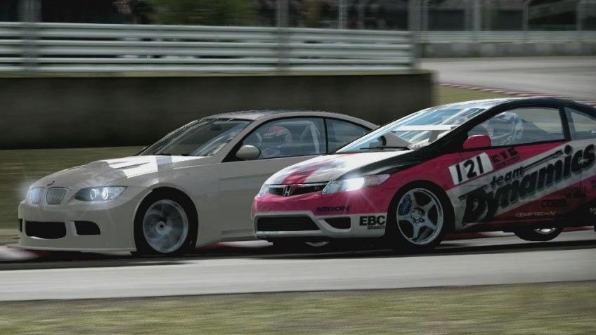 Как звучит Need for Speed SHIFT?
