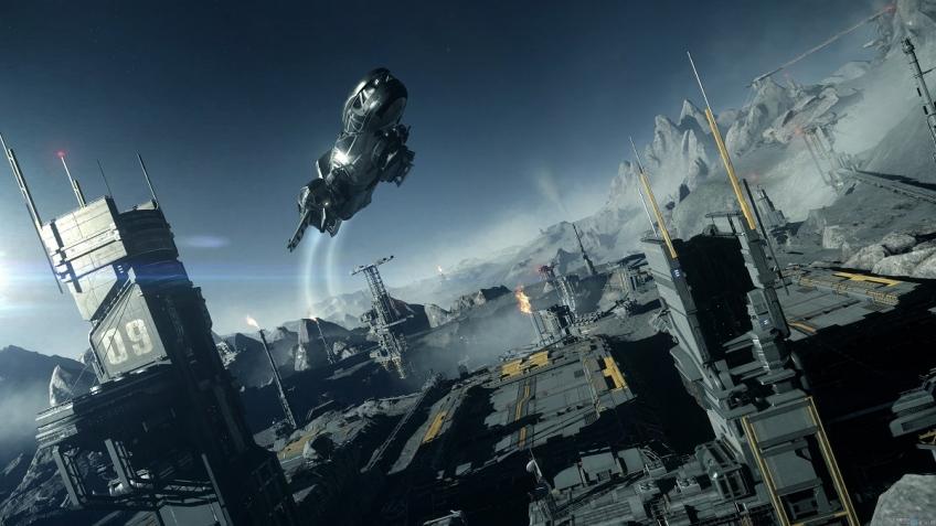 Авторы Star Citizen ответили на обвинения Crytek