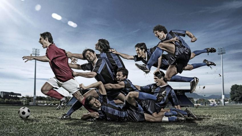 Насилие в играх не вызывает желания заниматься спортом