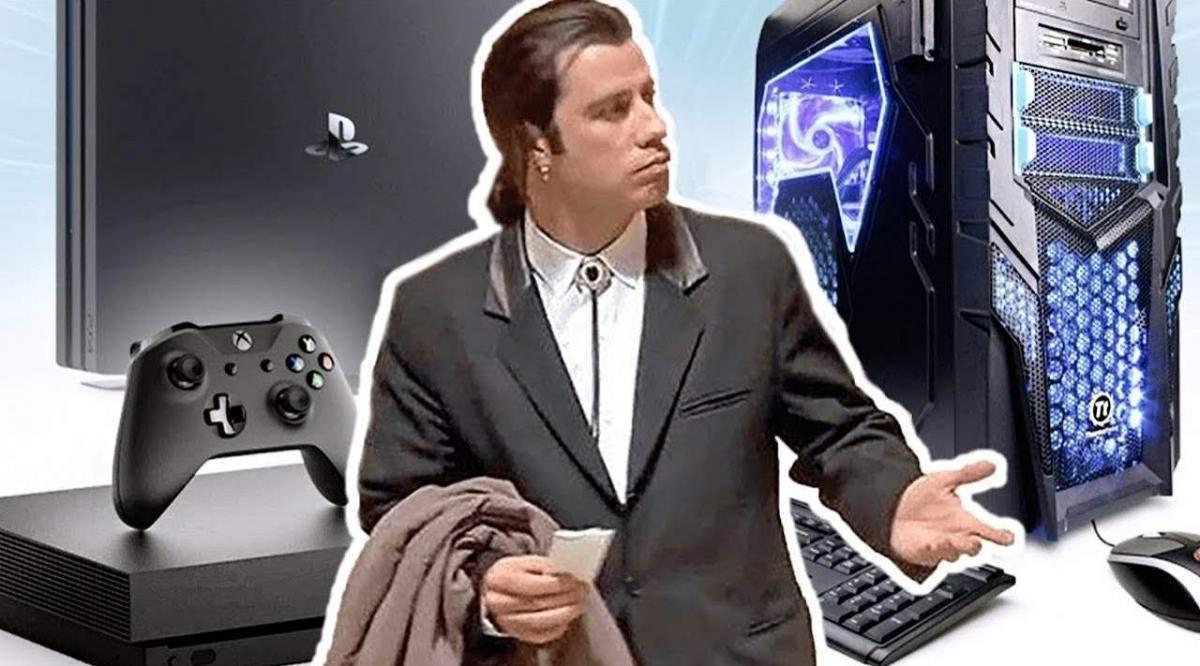 Jon Peddie Research: 20 миллионов игроков перейдут с PC на консоли к 2022 году
