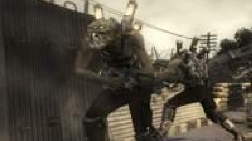 Запуск PS3: Resistance просит обновления