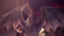 Опубликован трейлер пятого крупного обновления Monster Hunter World: Iceborne