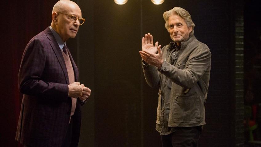Трагикомедия «Метод Комински» возвращается на Netflix в октябре