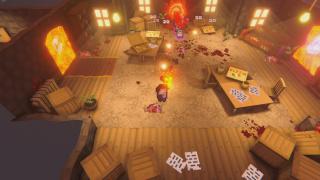 Создатели Bullet Runner показали фрагменты игрового процесса