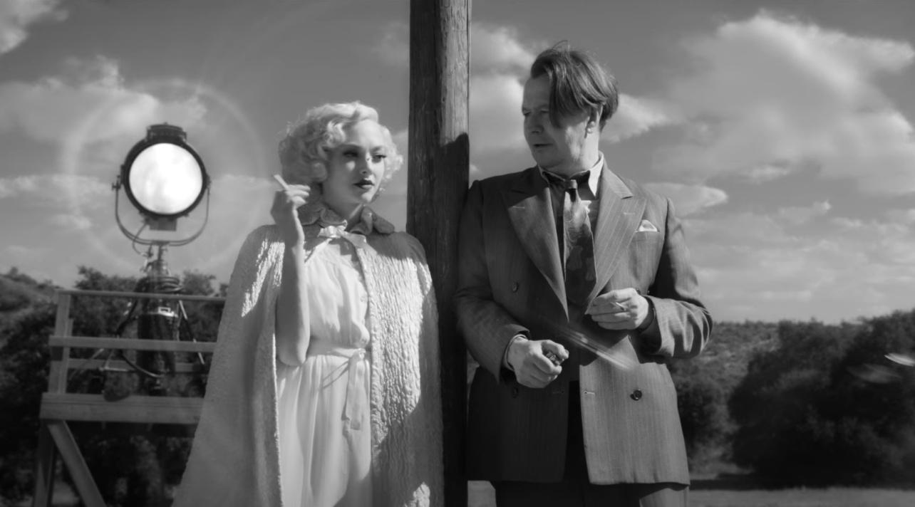 Появился трейлер фильма Дэвида Финчера о сценаристе «Гражданина Кейна»