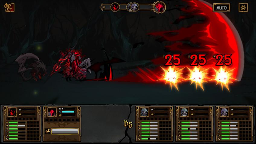 Пошаговая стратегия Dungeon No Dungeon почти прошла Kickstarter