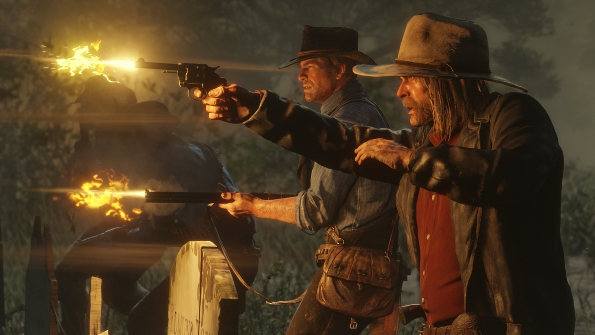 Red Dead Redemption2 займёт почти 90 гигабайт на Xbox One