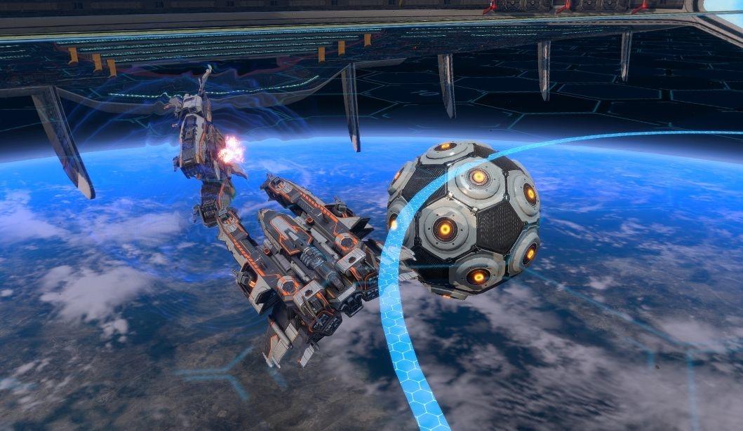 Star Conflict: футбол добрался до космоса