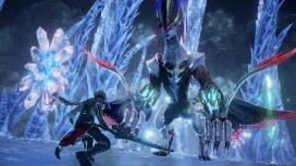 Для Code Vein вышло второе дополнение — Frozen Empress