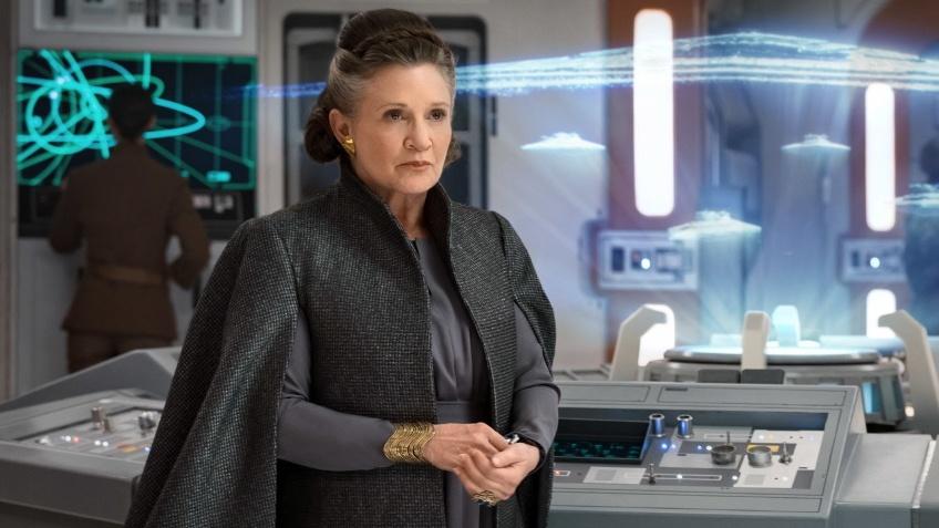 Принцесса Лея должна была стать джедаем в девятом эпизоде «Звёздных войн»