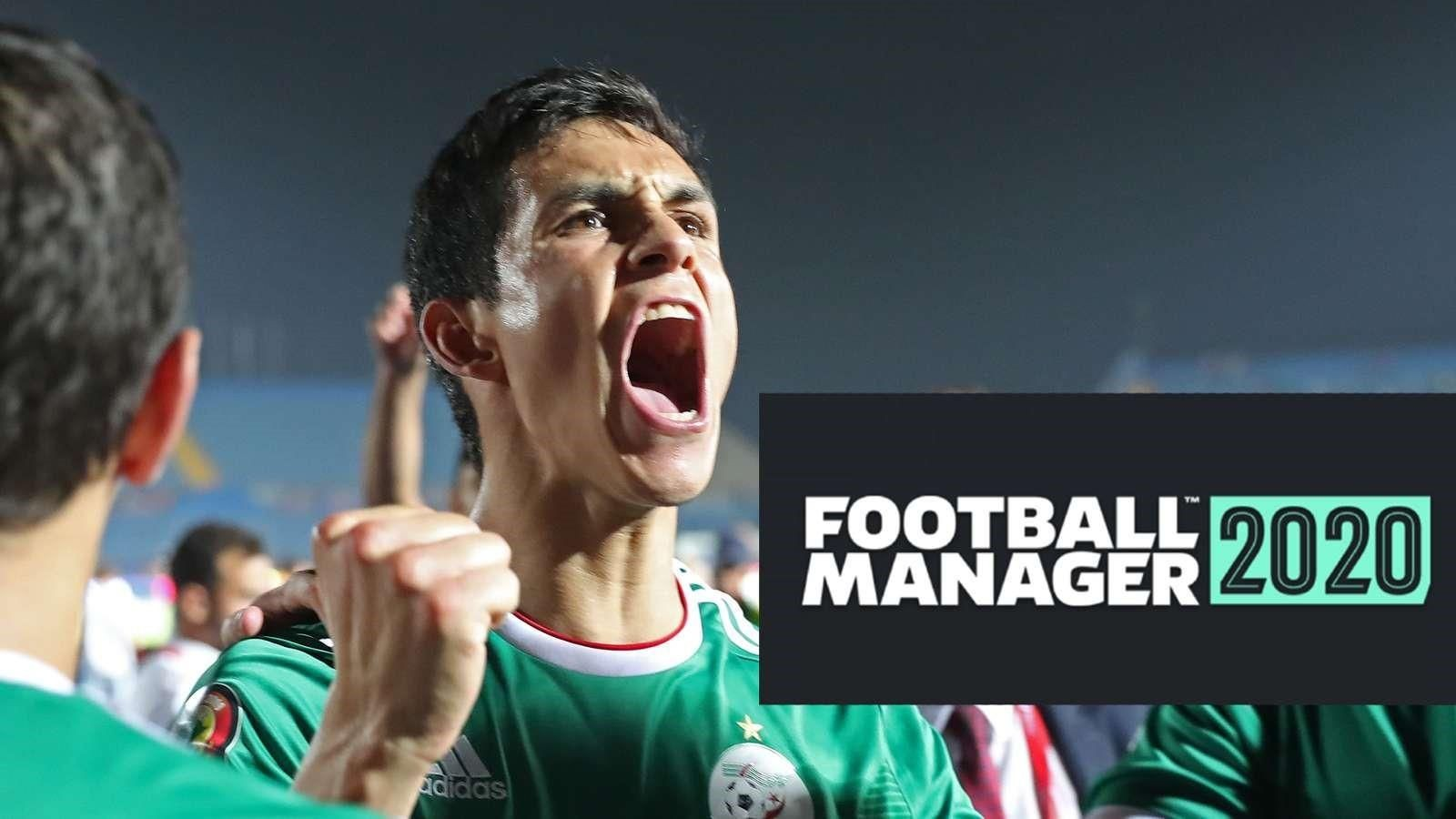 У Football Manager 2020 появилась точная дата релиза:19 ноября