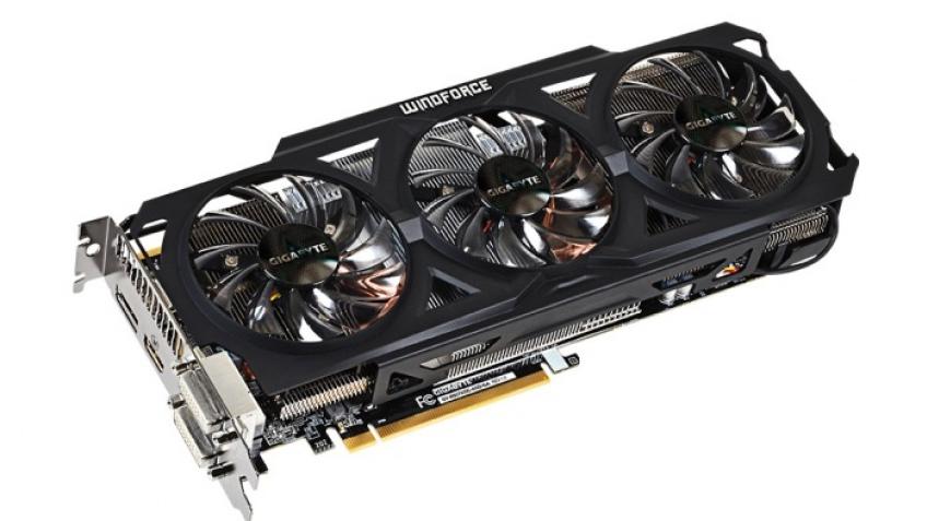 Gigabyte представила Radeon R9 270X с WindForce 3X