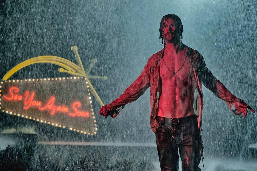 """Ещё больше Криса Хемсворта в трейлере «Ничего хорошего в отеле """"Эль рояль""""»"""