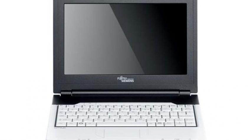 Fujitsu вышла на рынок нетбуков