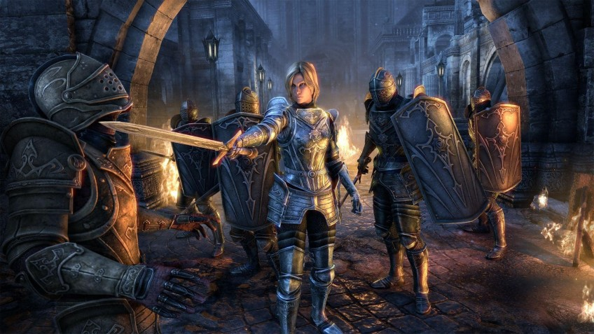Подписка The Elder Scrolls Online Plus стала временно бесплатной