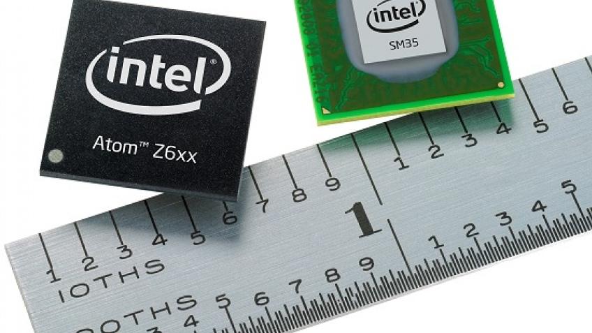 Intel начала продавать Atom Oak Trail для планшетов