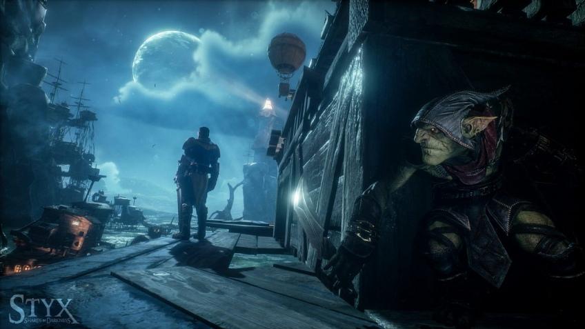 Новые скриншоты из Styx: Shards of Darkness показывают обширные уровни