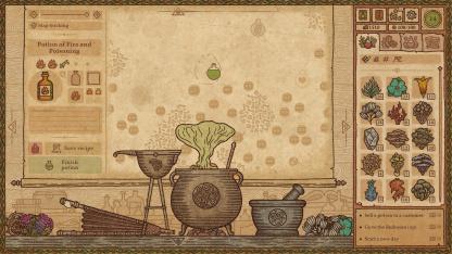 Potion Craft выходит в ранний доступ21 сентября